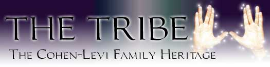Cohen-Levi: The Tribe, the Family Heritage